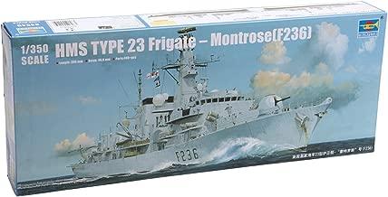 type 23 frigate model kit