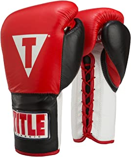 Title Classic Corrupt Pro Fight Gloves