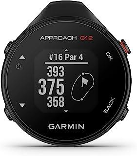 $149 » Garmin Approach G12, Clip-on Golf GPS Rangefinder, 42k+ Preloaded Courses, 010-02555-00