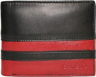Camelio Black Men's Wallet (CAM-BL-044)