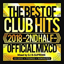 2018 THE BEST OF CLUB HITS -2ND HALF - OFFICIAL MIXCD