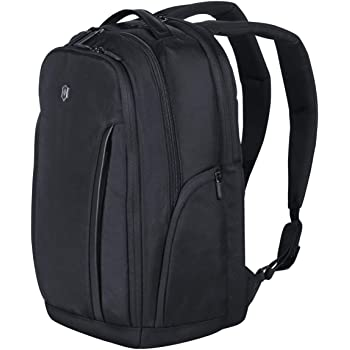 Victorinox Altmont Professional Essential Laptop Backpack, Black, 16.9-inch