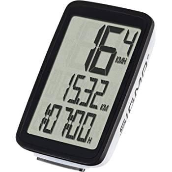 Sigma Ordinateur De Vélo Funk PURE 1 ATS sans fil compteur de vitesse Digital Wireless