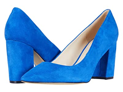 Nine West Cara Pump (Bali Blue) Women