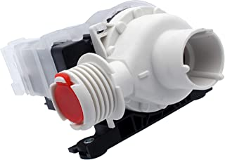 Supplying Demand 137221600 137108100 Washer Drain Pump & Motor Compatible With Frigidaire Fits 137151800