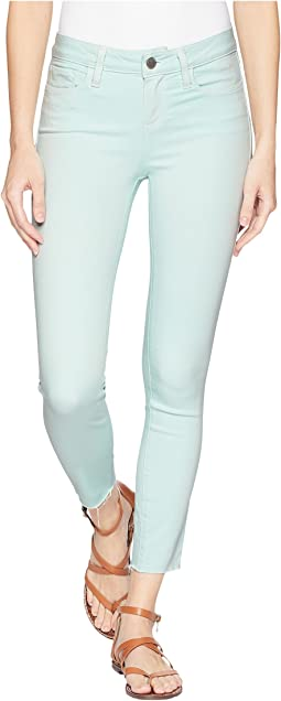 Paige Verdugo Crop w/ Raw Hem in Vintage Sea Breeze