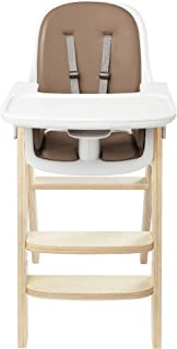 OXO Tot Sprout High Chair, Taupe/Birch