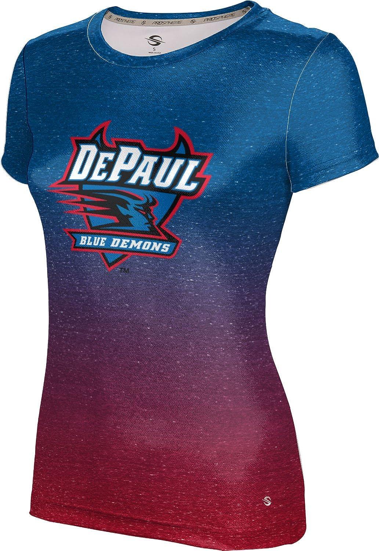 ProSphere DePaul University Girls' Performance T-Shirt (Ombre)