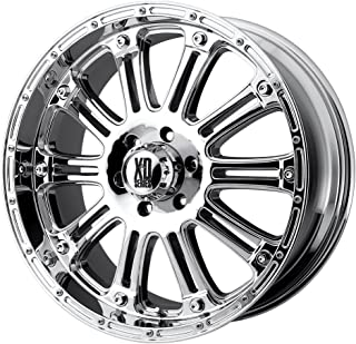 XD Series by KMC Wheels XD795 Hoss Triple Chrome Plated Wheel (20x9