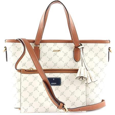 Joop Women Damen Handtasche Cortina Ketty Tasche aus Nylon 27.5 cm Farbe: Off Weiss