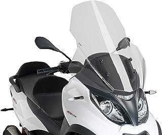 03/ 08 /250/ Windscreen Clear 65/x 50/cm /500/Evolution Kappa kd229st Piaggio X9/200/ H x L