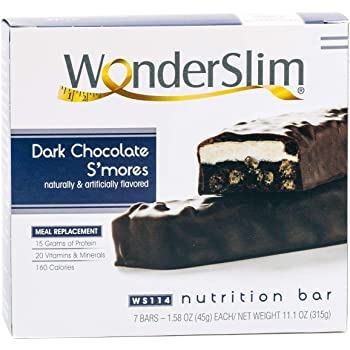 protein bar meal replacement diet