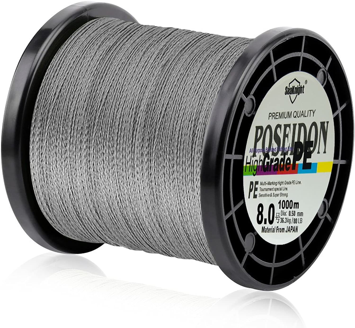 Enature Braided Fishing Line, Superbraid fishing Line, Power