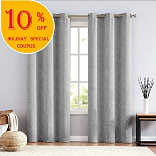 Best grey eyelet curtains 90 x 72 Reviews