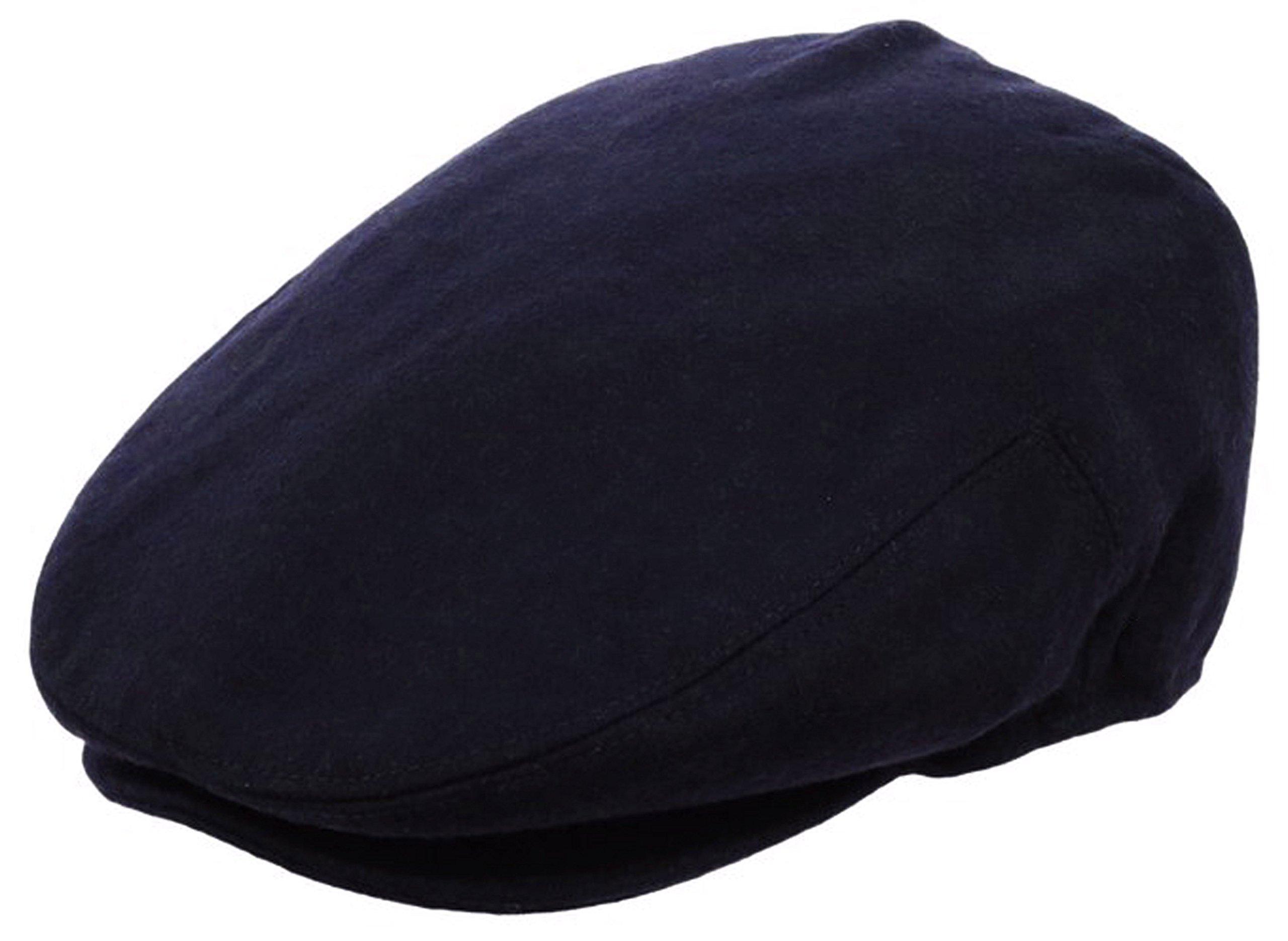Men/'s Premium Wool Blend Classic Flat IVY Herringbone newsboy Collection Hat