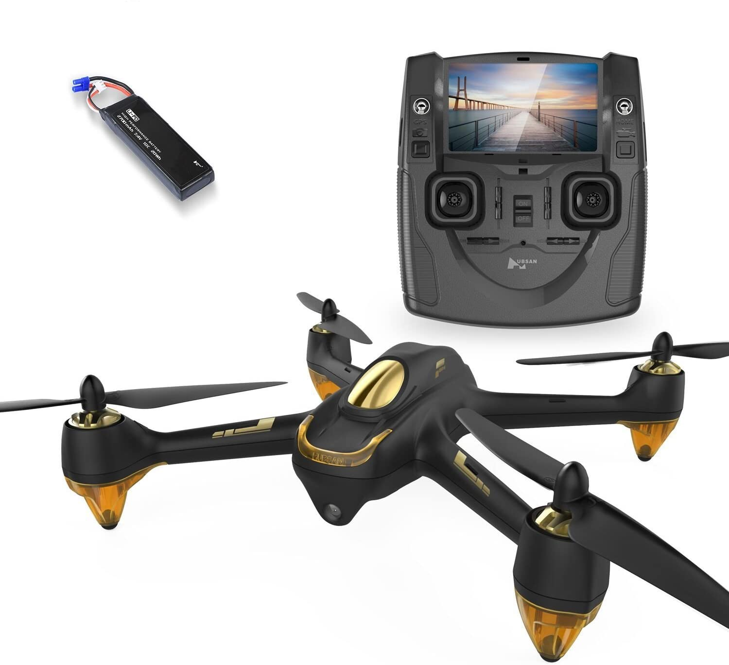 HUBSAN H501SS Limited price X4 Drone GPS 4 New Orleans Mall Mode Transm Altitude Channel 5.8GHz