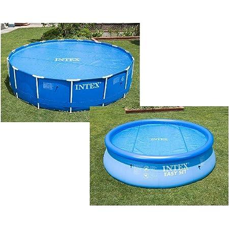 Vlies Zum Schutz der Pool-Innenfolie /Ø 360 cm Bodenschutzvlies f/ür Den Pool