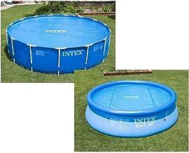 Intex Zonne-zwembadafdekking voor 10ft frame of Easy Set zwembaden #29021