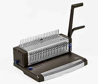 comprar comparacion Máquina de encuadernación ProfiOffice, Bindstream M22 +, capacidad de encuadernación hasta 410 hojas, DIN A4 (79021)
