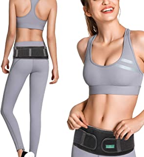 SI Joint Pain Reliever Belt for Women, Pregnant Women and Men | SI Belt | Sacroiliac Belt to Stabilize SI Joint | Anti-Slip and Pilling-Resistant | Hip Brace for Women | Sciatica Pain Relief Brace
