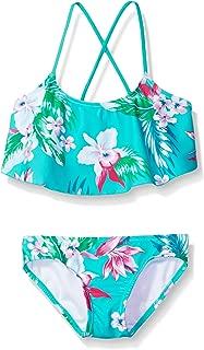 Girls' Alania Flounce Bikini Beach Sport 2 Piece Swimsuit