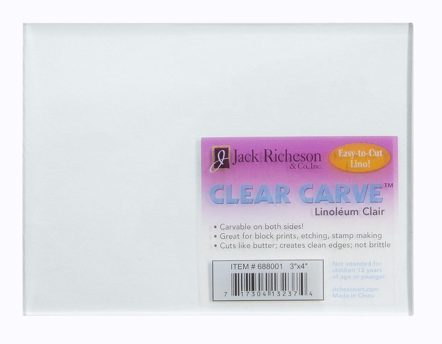 Jack Richeson Clear Carve Linoleum 3