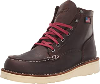 حذاء بُل رن موك تو 6 بوصات للنساء من Danner، بني، 5 M US