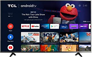 TCL 43-inch Class 4-Series 4K UHD HDR Smart Android TV - 43S434, 2021 Model (Renewed)