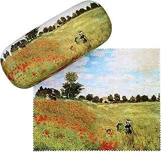 von Lilienfeld Étui Lunettes Cadeau Femme Homme Motif Art