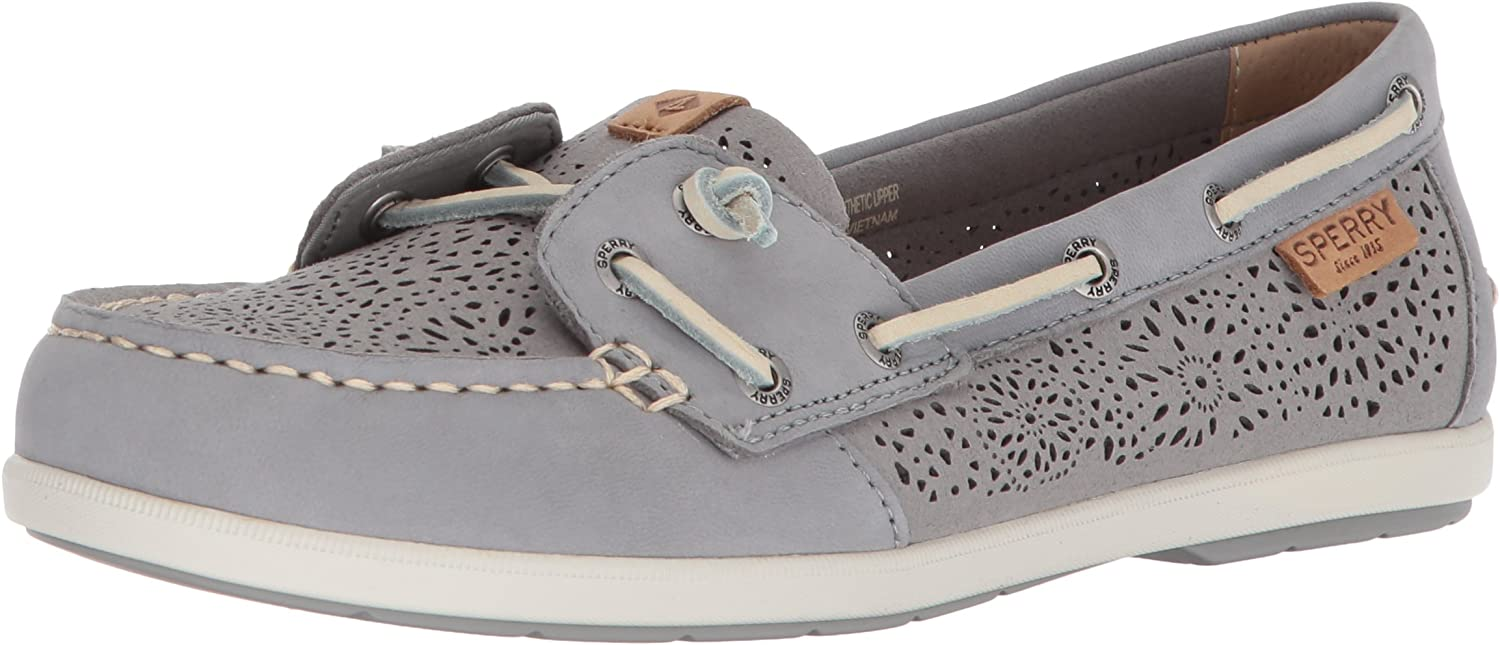 Sperry Women's Coil Ivy Geo Perf Boat shoes