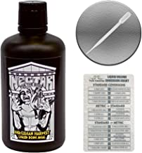 Nectar for The Gods Herculean Harvest Liquid Bone Meal + Twin Canaries Chart & Pipette - 1 Quart
