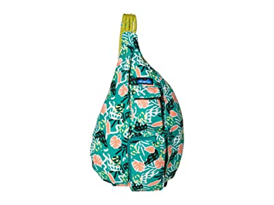 KAVU Rope Bag (Jungle Party) Bags