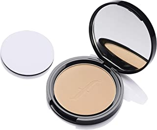 Faces Canada Weightless Stay Matte Compact Vitamin E & Shea Butter, Spf-20 Sand 04, 9 g