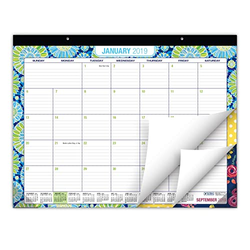 Extra Large Desk Calendar Amazon Com