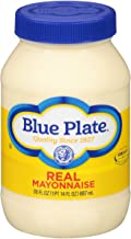 Blue Plate Real Mayonnaise, 30 Ounce Jar