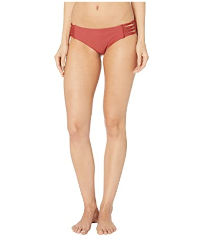 Body Glove Smoothies Ruby Low Rise Bottom (Spice) Women