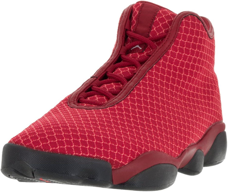 Nike Jordan Mens Jordan Horizon Gym Red White Infrared 23 Basketball shoes 13 Men US