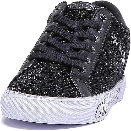 GUESS Turnzapatos negro FLPRE4FAM12