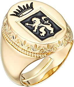 Dolce & Gabbana - Coat of Arms Ring