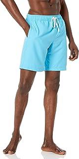 """Amazon Essentials Men's Quick-Dry Print 9"""" Swim Trunk"""