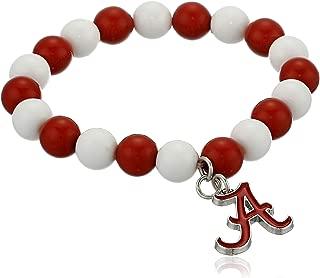 Siskiyou NCAA Fan Bead Bracelet