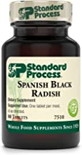 Standard Process - Spanish Black Radish - 80 Tablets