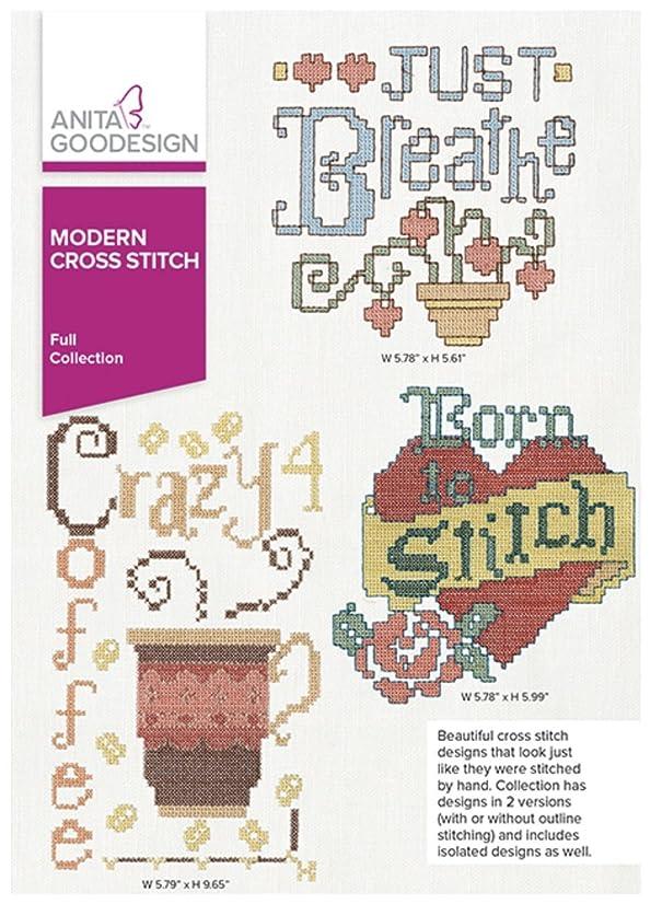 Anita Goodesign Full Modern Cross Stitch 269AGHD