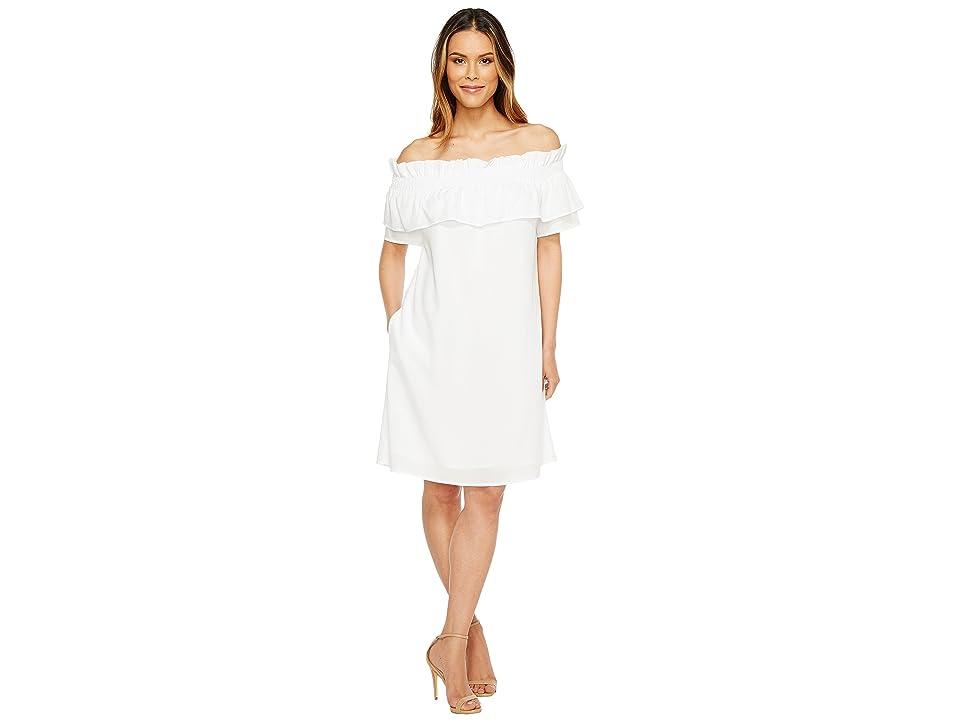CATHERINE Catherine Malandrino Denise Dress (Bright White) Women
