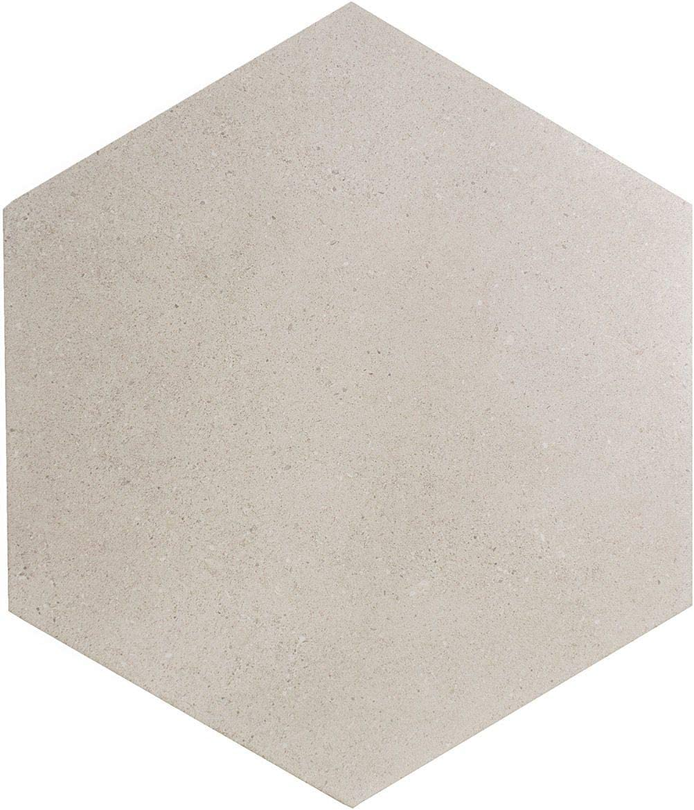 Ivy High order Hill Tile Klyda Taupe 3 in.x6 and in. Porcelain unisex Matte Floor