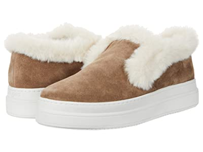 J/Slides Neel (Taupe Suede) Women