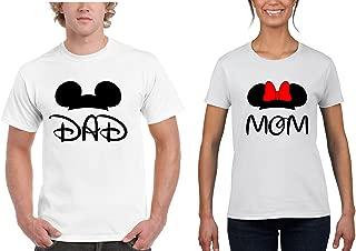 Couple Shirts for Women Men Family Shirts Matching 2019