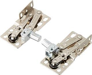 Rev-A-Shelf LD-0220-50SC Pair of Soft-Close Pivot Hinges
