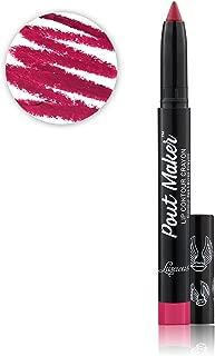Luscious Cosmetics Pout Maker Contouring Lip Crayon || - Vegan & Cruelty Free (Fierce)