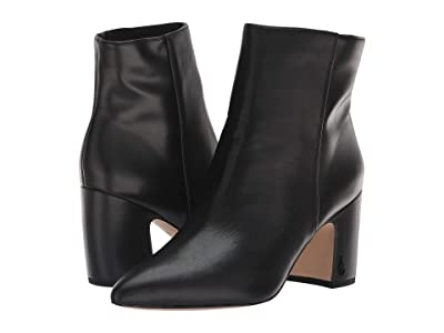 Sam Edelman Hilty (Black Modena Calf Leather) Women